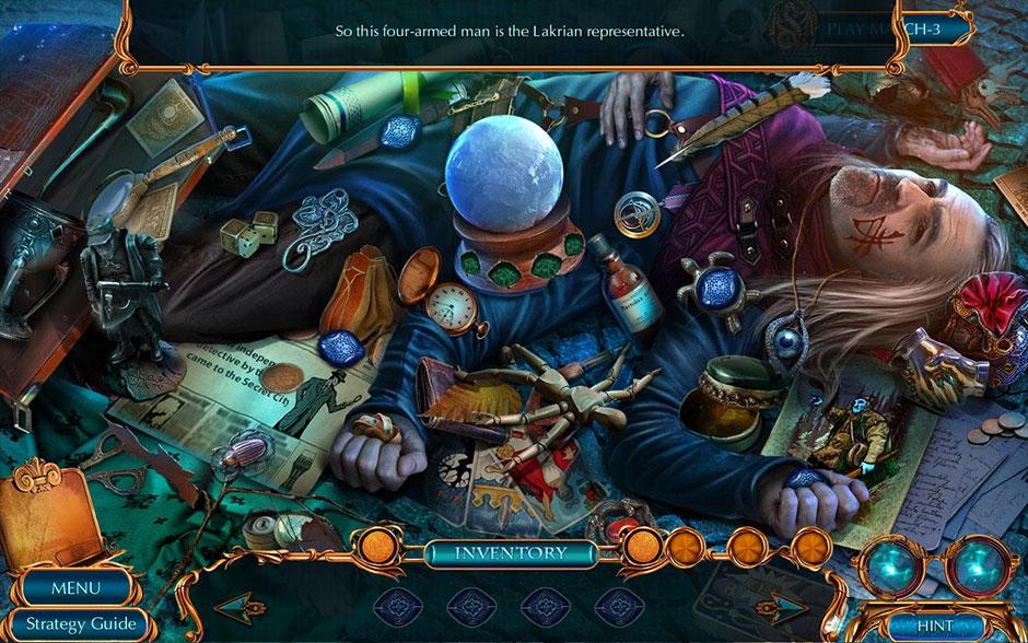 Secret City - London Calling Collector's Edition - GameHouse - screenshot_01
