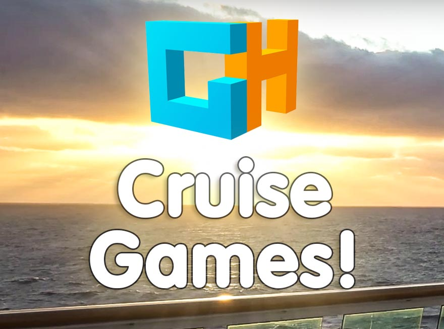 5 Cruise Games to Expand Your Horizons