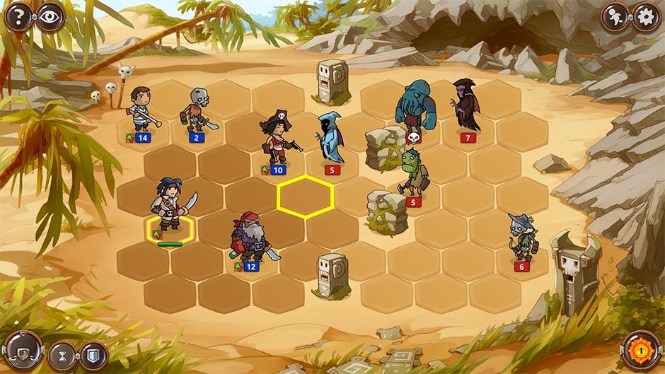 Braveland - Pirate - GameHouse Talk Like A Pirate Day