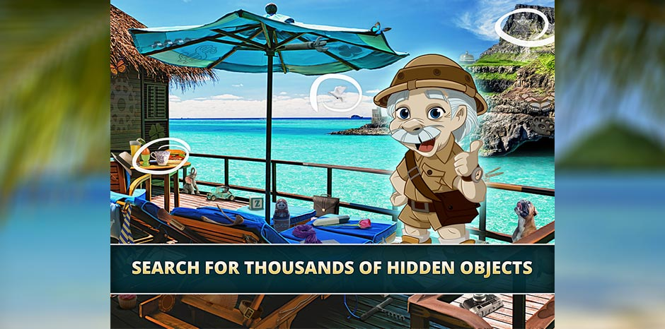 Hidden Facts - The Hawaiian Island - GameHouse