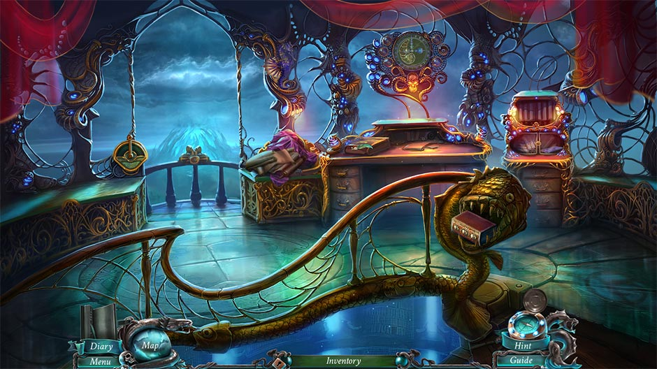 Nightmares from the Deep - Davy Jones Platinum Edition - GameHouse Talk Like A Pirate Day