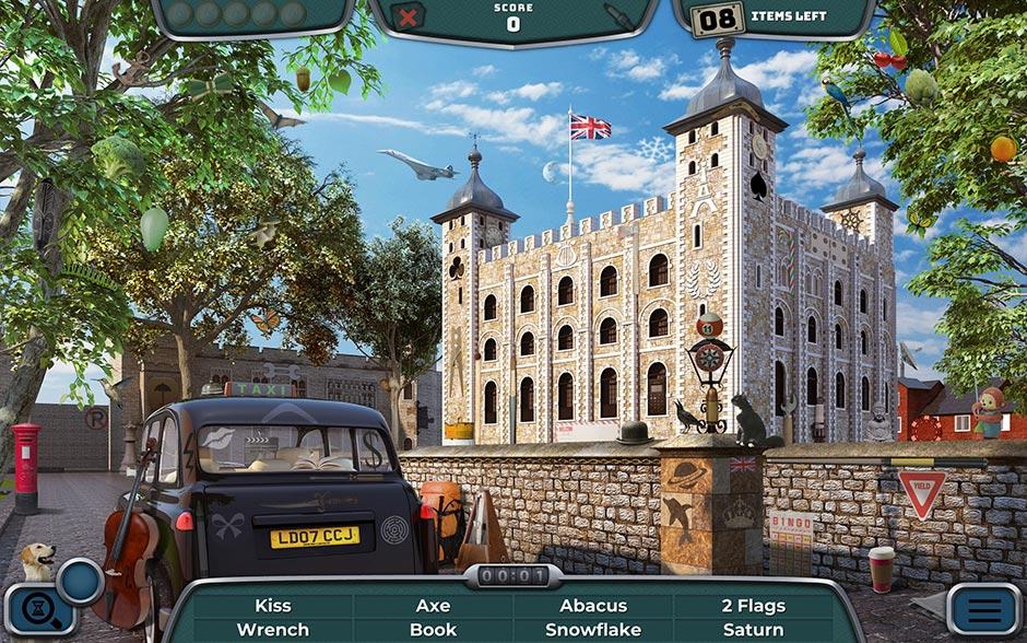 Road Trip Europe - A Classic Hidden Object Game - GameHouse - screenshot_02