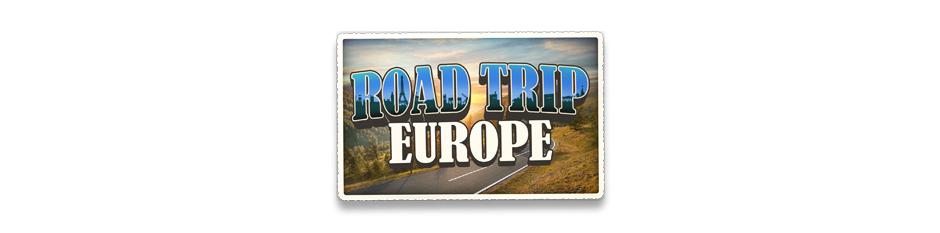 Road Trip Europe - A Classic Hidden Object Game - Logo