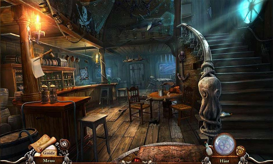 Sea of Lies - Leviathan Reef Collector's Edition - GameHouse Talk Like A Pirate Day