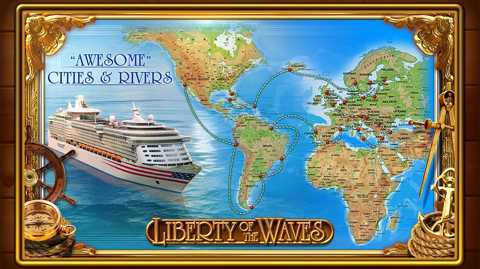Vacation Adventures - Cruise Director 5 - GameHouse