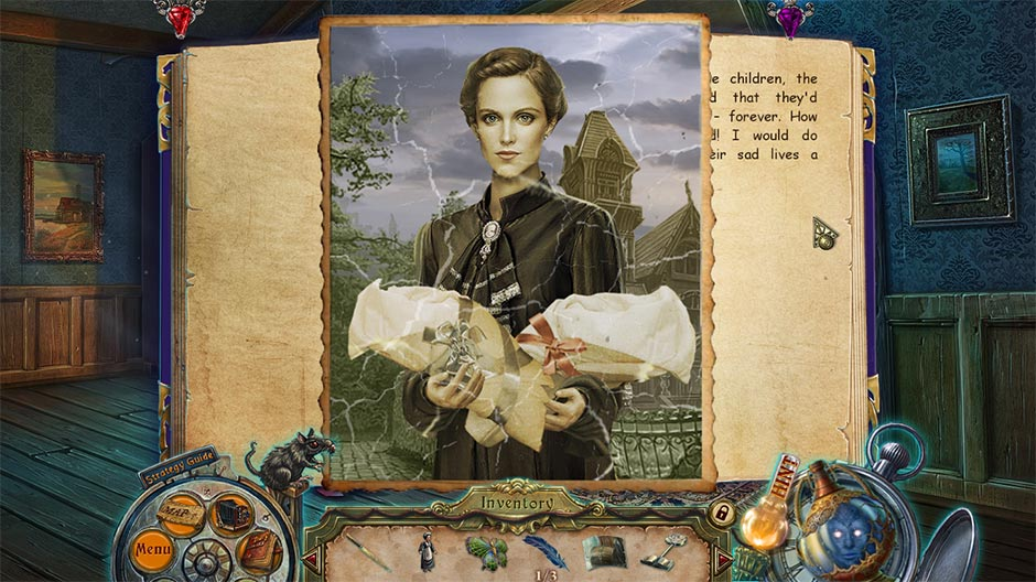 Dark Tales - Edgar Allan Poe's The Fall of the House of Usher Platinum Edition