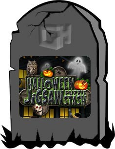 Halloween Jigsaw Puzzle Stash - GameHouse Halloween