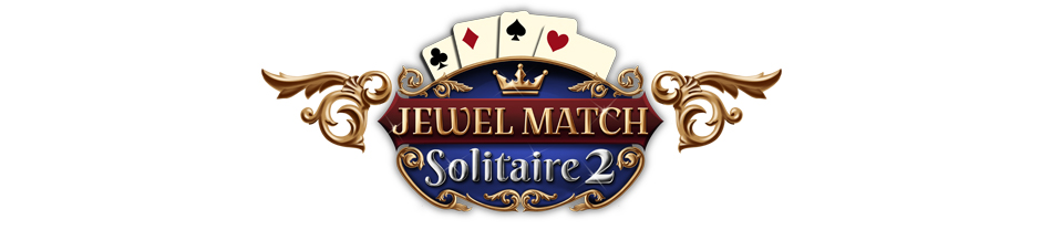 Jewel Match Solitaire 2 Deluxe Logo - GameHouse