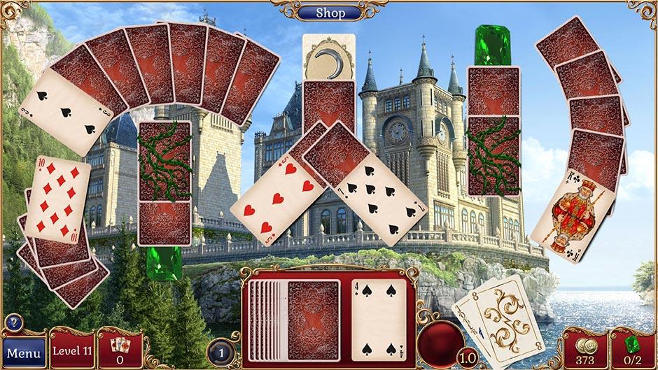 Jewel Match Solitaire 2 - GameHouse - screenshot-01