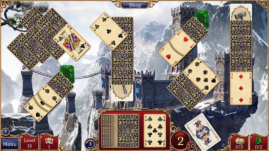Jewel Match Solitaire 2 - GameHouse - screenshot-02
