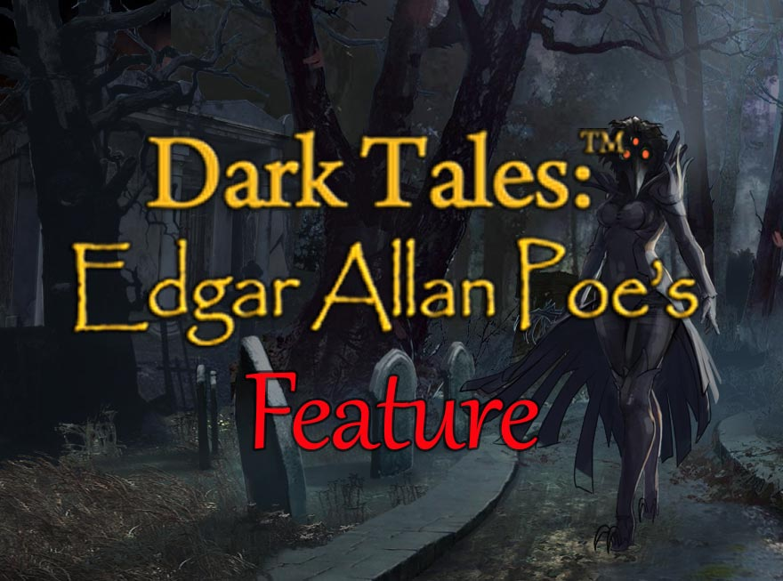The Top 5 Scariest Edgar Allan Poe Games