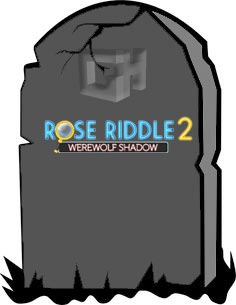 Rose Riddle 2 - Werewolf Shadow - GameHouse Halloween