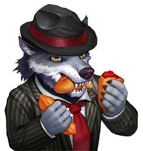 Rose Riddle 2 - Werewolf