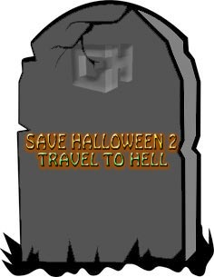 Save Halloween 2 - Travel to Hell - GameHouse Halloween
