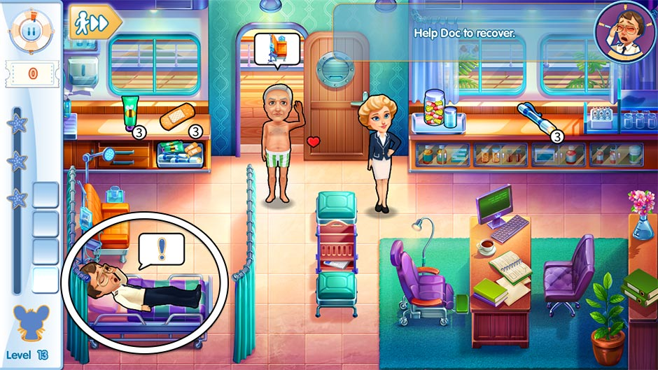 The Love Boat - Second Chances Collector's Edition - Level 13