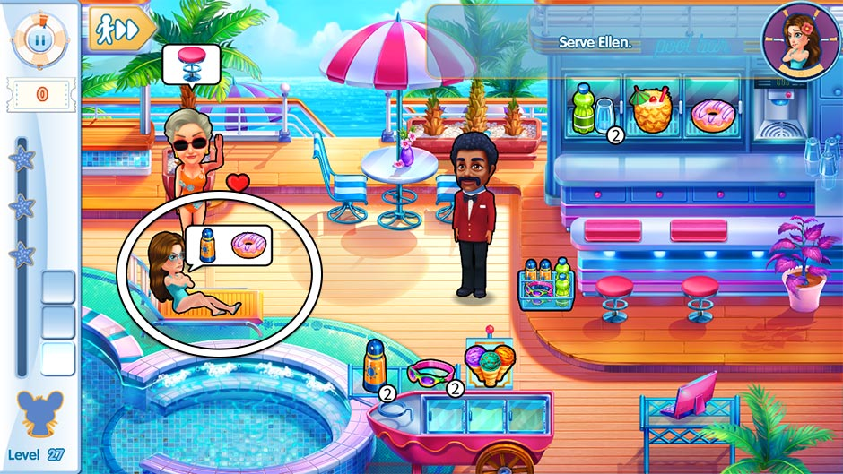 The Love Boat - Second Chances Collector's Edition - Level 27