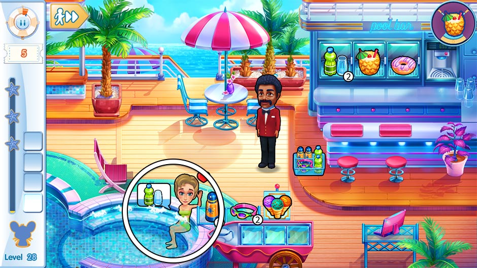 The Love Boat - Second Chances Collector's Edition - Level 28