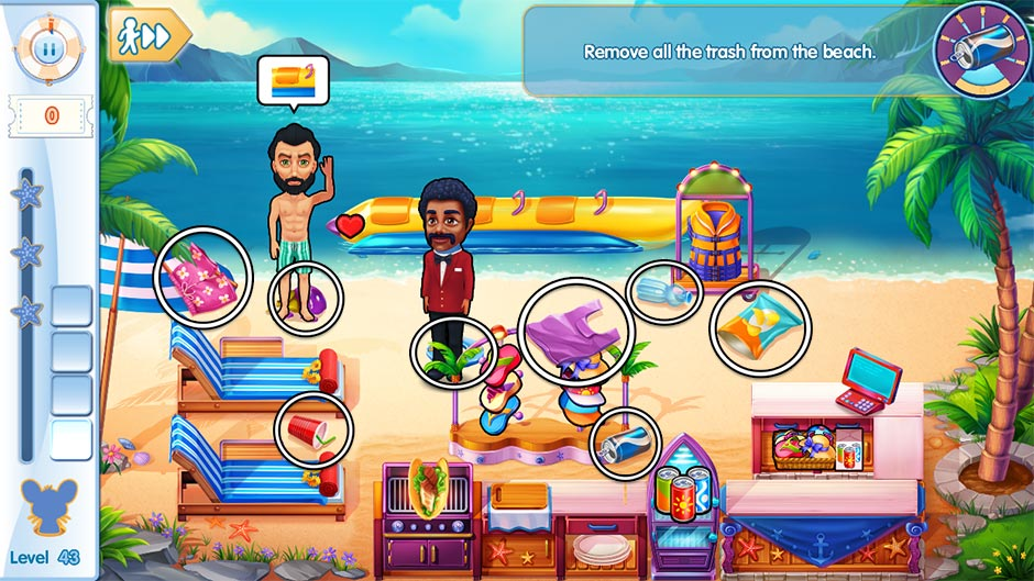 The Love Boat - Second Chances Collector's Edition - Level 43
