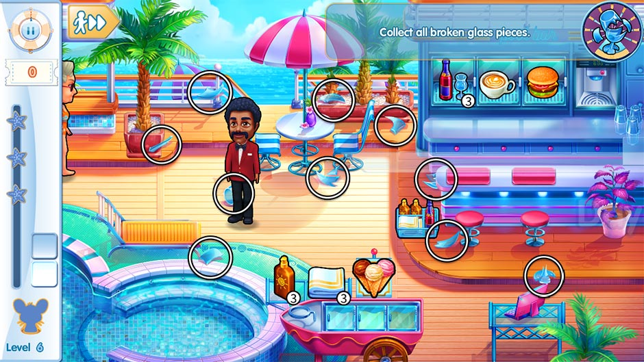 The Love Boat - Second Chances Collector's Edition - Level 6
