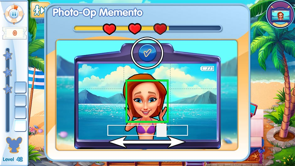The Love Boat - Second Chances Minigame - Photo Op Memento