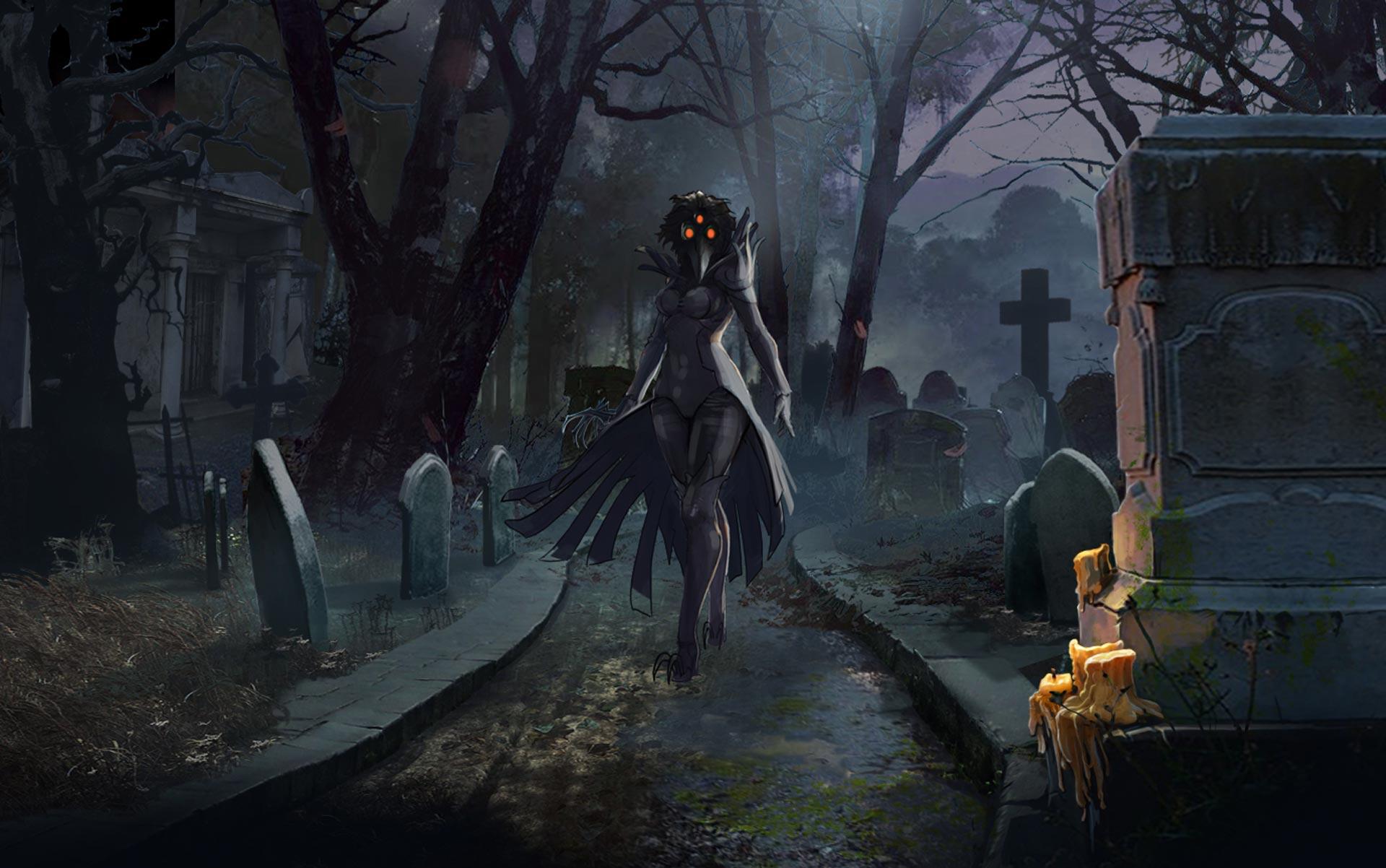 The Top 5 Scariest Edgar Allan Poe Games - GameHouse