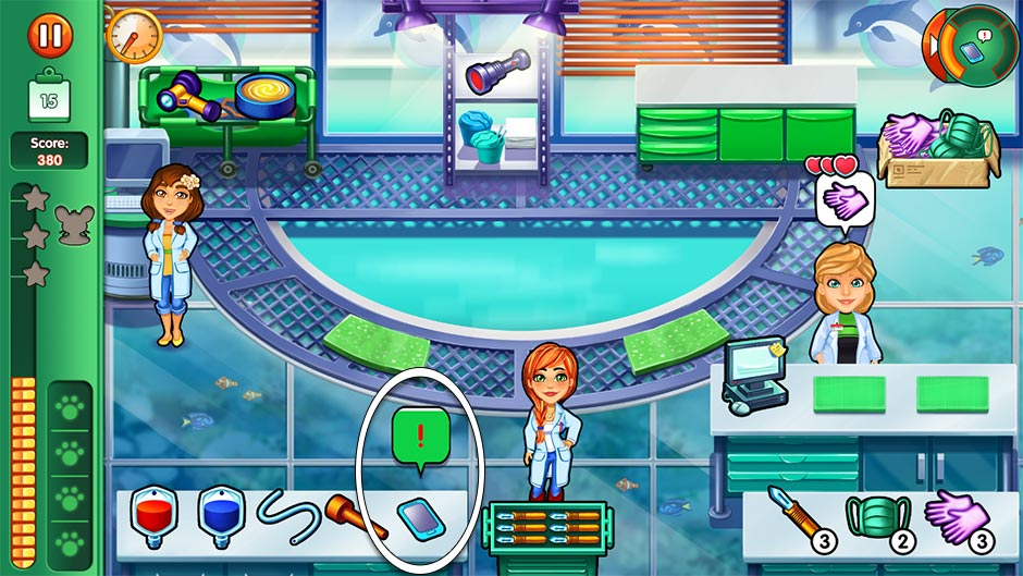 Dr. Cares - Family Practice Collector's Edition - Level 15