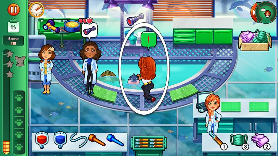Dr. Cares - Family Practice Collector's Edition - Level 16