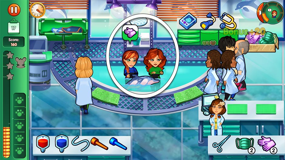 Dr. Cares - Family Practice Collector's Edition - Level 17