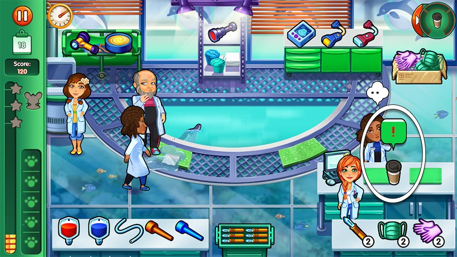 Dr. Cares - Family Practice Collector's Edition - Level 18