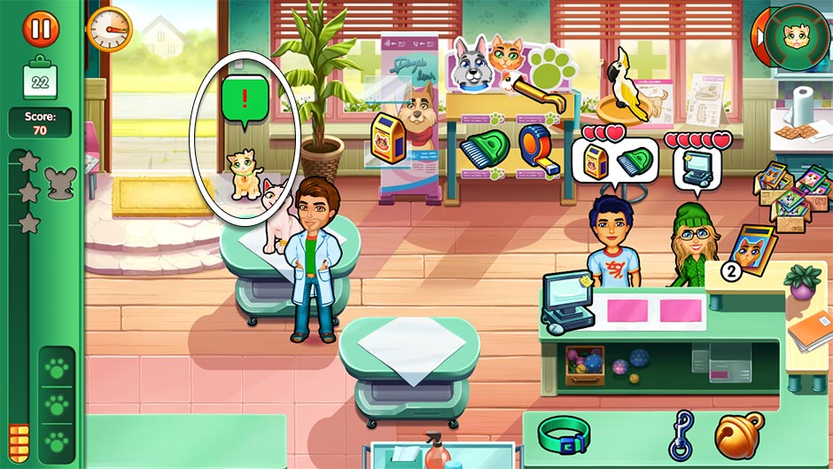 Dr. Cares - Family Practice Collector's Edition - Level 22