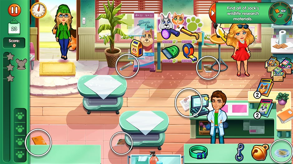 Dr. Cares - Family Practice Collector's Edition - Level 23