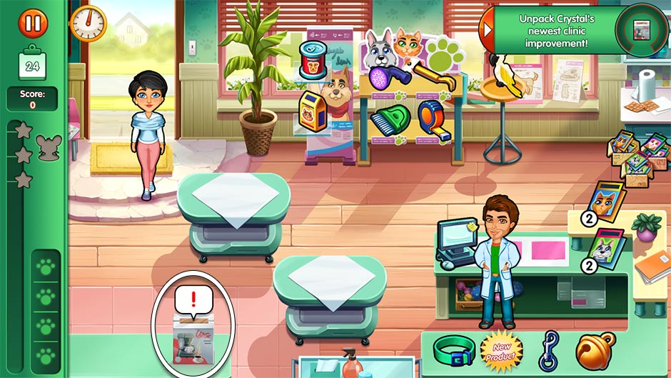 Dr. Cares - Family Practice Collector's Edition - Level 24