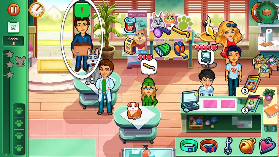 Dr. Cares - Family Practice Collector's Edition - Level 25