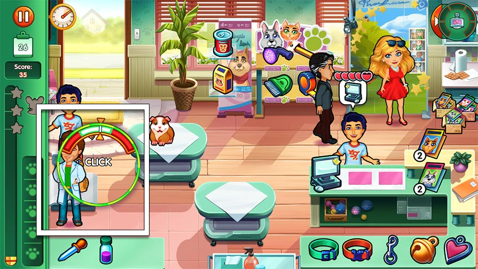 Dr. Cares - Family Practice Collector's Edition - Level 26