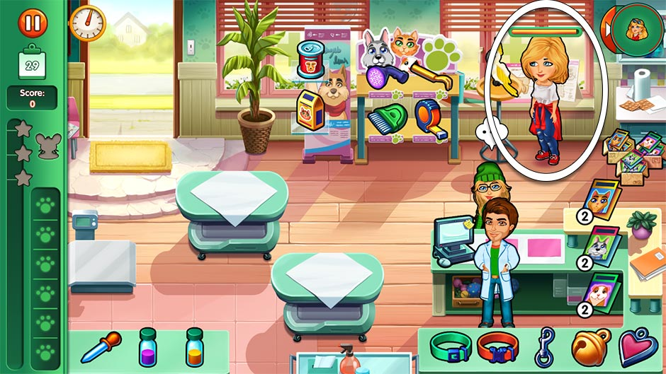 Dr. Cares - Family Practice Collector's Edition - Level 29