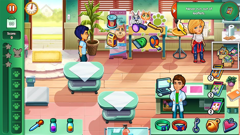 Dr. Cares - Family Practice Collector's Edition - Level 30