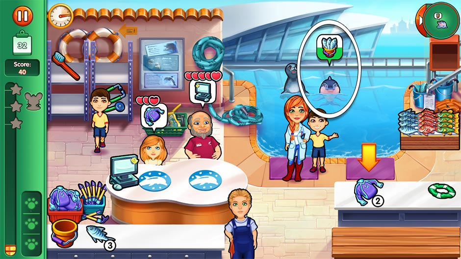 Dr. Cares - Family Practice Collector's Edition - Level 32