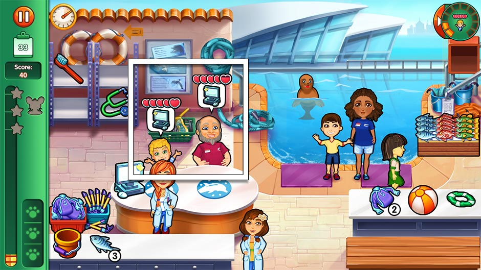 Dr. Cares - Family Practice Collector's Edition - Level 33