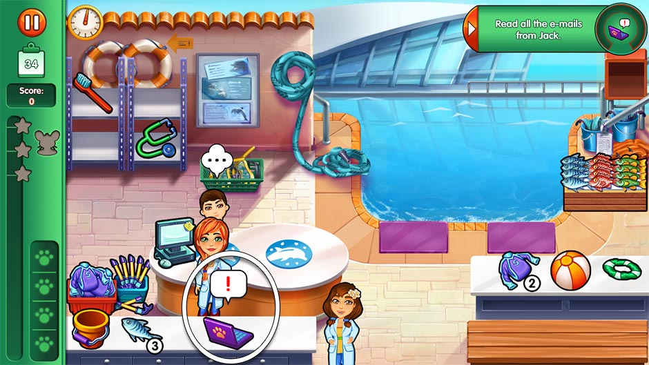 Dr. Cares - Family Practice Collector's Edition - Level 34