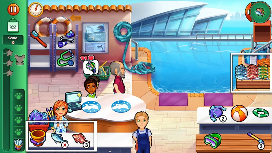 Dr. Cares - Family Practice Collector's Edition - Level 36