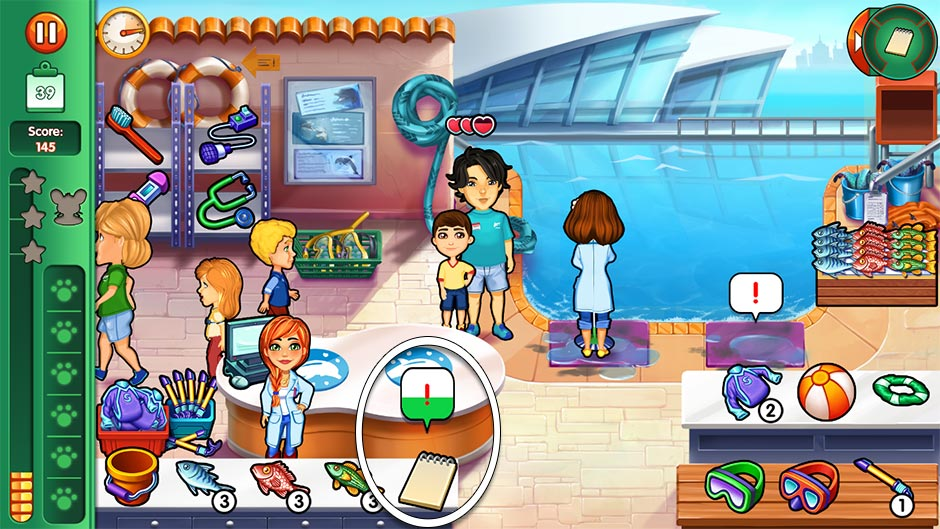 Dr. Cares - Family Practice Collector's Edition - Level 39