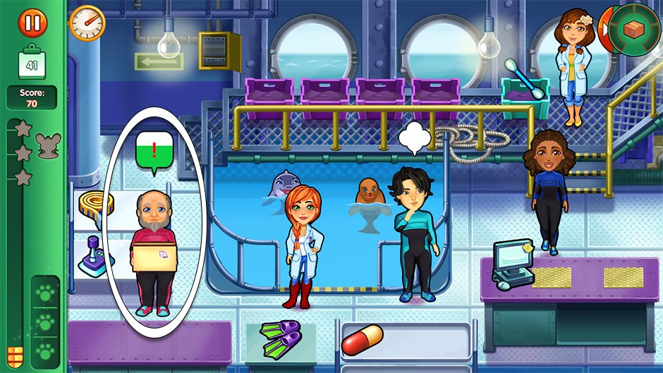 Dr. Cares - Family Practice Collector's Edition - Level 41