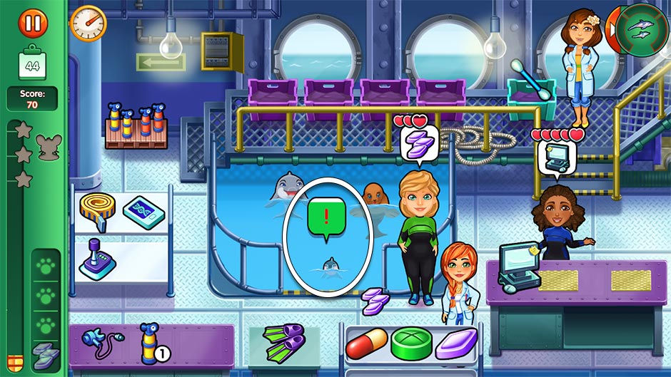 Dr. Cares - Family Practice Collector's Edition - Level 44