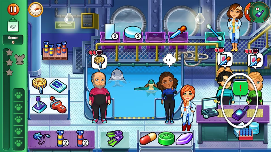 Dr. Cares - Family Practice Collector's Edition - Level 47