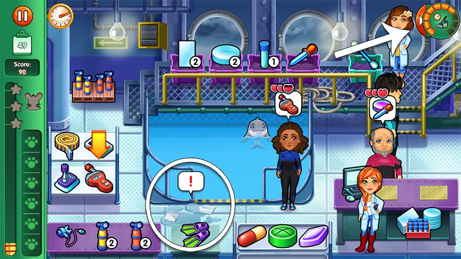 Dr. Cares - Family Practice Collector's Edition - Level 49