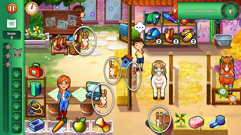 Dr. Cares - Family Practice Collector's Edition - Level 8