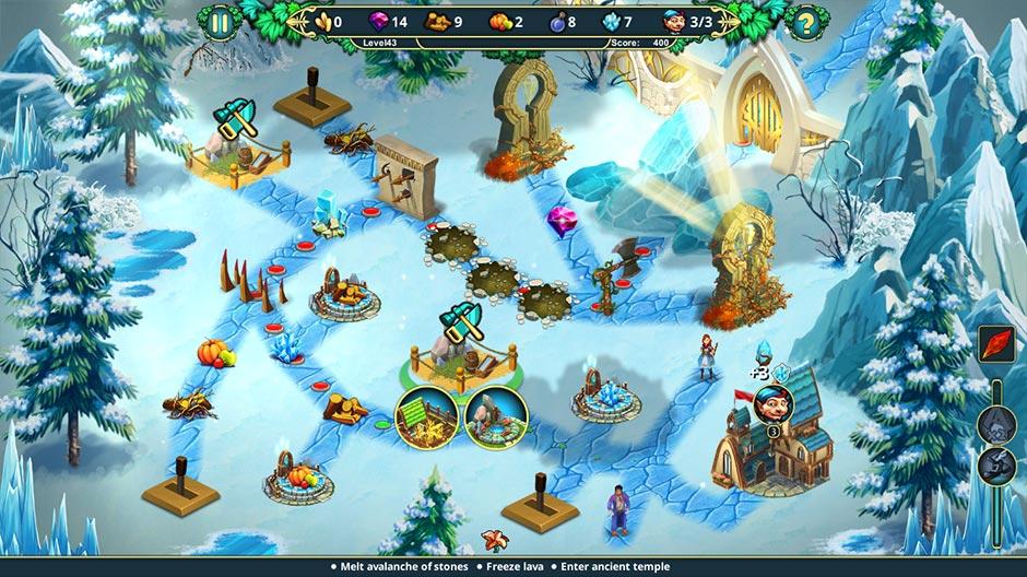 Elven Legend 6 - The Treacherous Trick Collector's Edition - GameHouse_screenshot-03