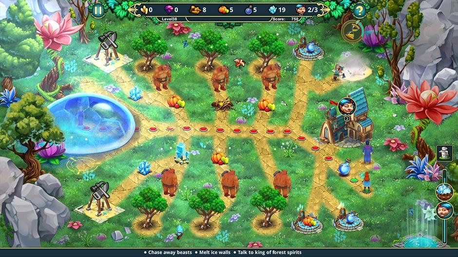 Elven Legend 6 - The Treacherous Trick Collector's Edition - GameHouse_screenshot-04