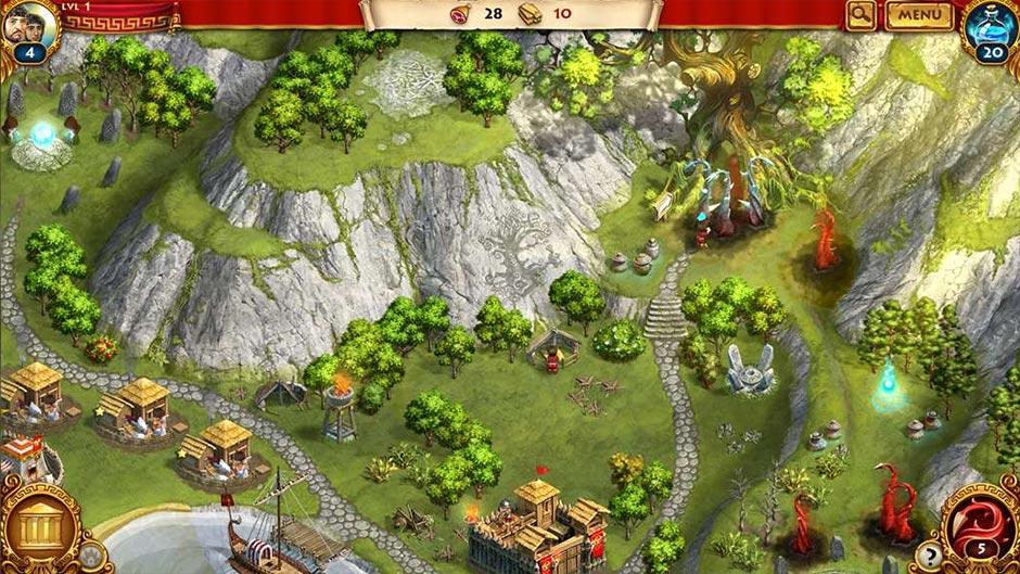Roman Adventures - Britons Season 1 - GameHouse