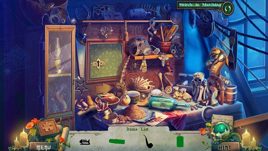 Witches' Legacy - The City That Isn't There Collector's Edition - GameHouse